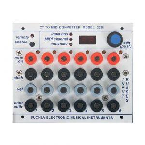 Buchla - 226h CV-MIDI interface