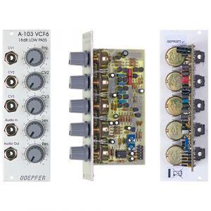 Doepfer A-103 18dB Low Pass Filter