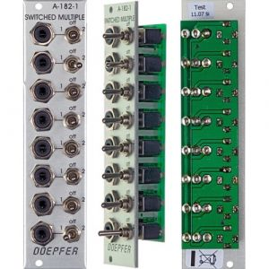 Doepfer A-182-1 Switched Multiples