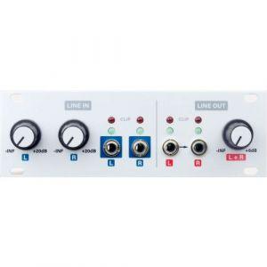 Intellijel designs - Audio I/O 1U