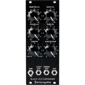 Erica Synths - Black VCO Expander