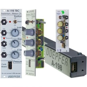Doepfer A-198 Trautonium Controller (only Module)