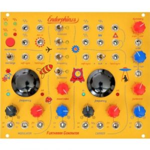 Endorphin.es - Furthrrrr Generator Dual VCO