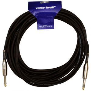 Voice-Kraft GC-011-9M 6,3 Jack - 6,3 Jack cable, 9m