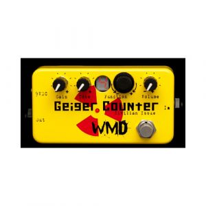 WMD - GeigerCounter Civilian Issue stompbox