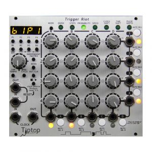 Tiptop Audio - Trigger Riot Sequencer