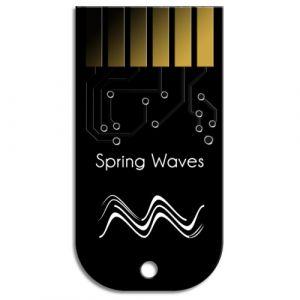 Tiptop Audio - Spring Waves ZDSP Cartridge