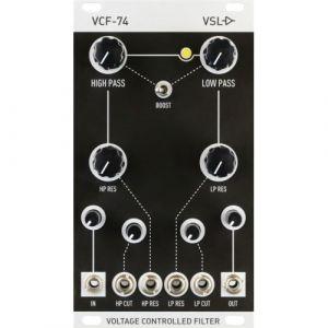 Vintage Synth Lab - VCF '74